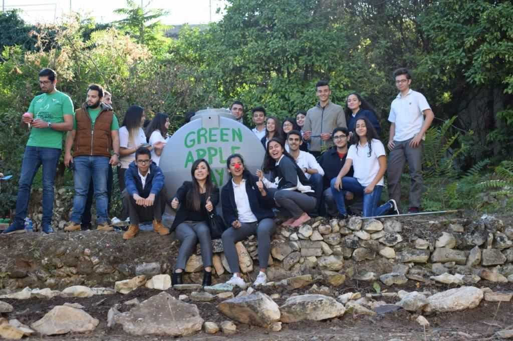 Green Apple Day of Service 2018