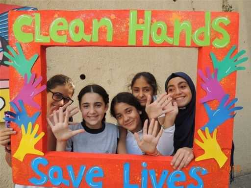 Global Hand Washing Day (October 15, 2015)