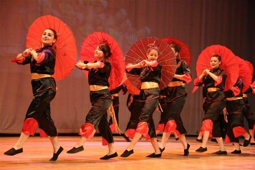 International Folkdance Night