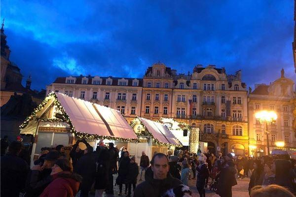 Seniors' Trip to Prague
