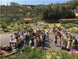 Grade 5 trip to Bioland on Saturday, 10 October, 2015
