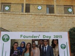 Founders' Day (October 16, 2015)