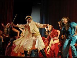 Folkdance Night at Unesco Palace - April 1, 2016