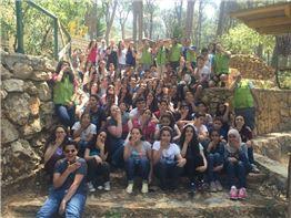"Grade 8 Trip to ""Nature Land, Bzebddine"" - Mount Lebanon, on May 21, 2016"